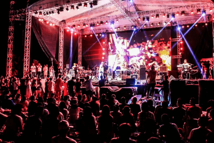 Hua Hin Jazz Festival in Thailand