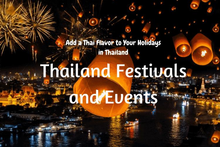 Thailand Festivals & Events