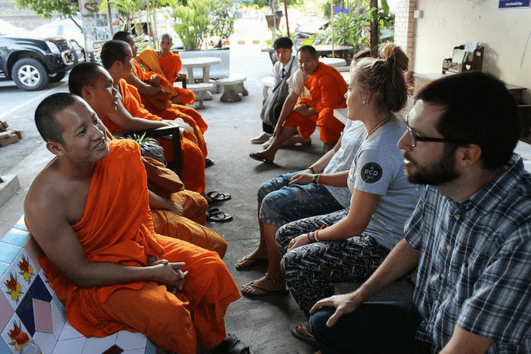 Monk Chats