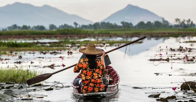 Bueng Boraphet, Thailand