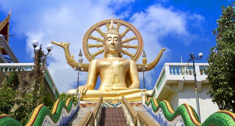 Big Buddha Hill