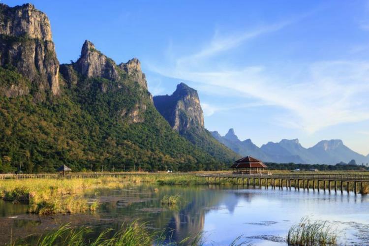 Khao Sam Roi Yot National Park