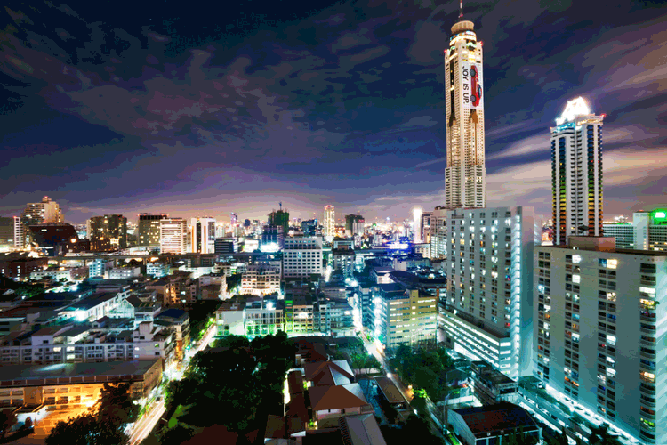 The Roof Top Bar, Baiyoke Sky Hotel