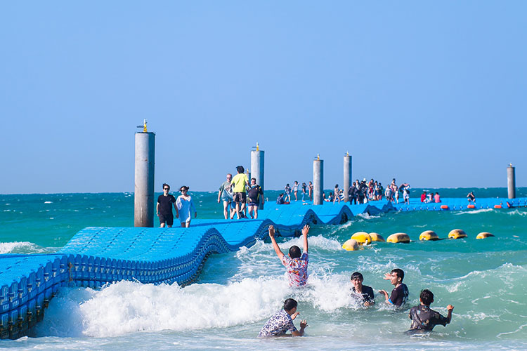 Sea Holidays, Thailand