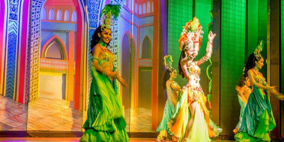 Alcazar Show is a must things to do in Pattaya for bachelors