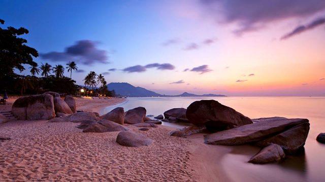 Koh Samui Beach Island